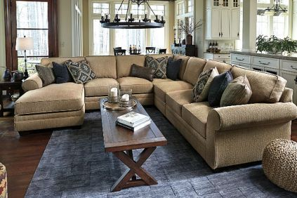 Comfortable Ashley Sectional Sofa Ideas For Living Room 40