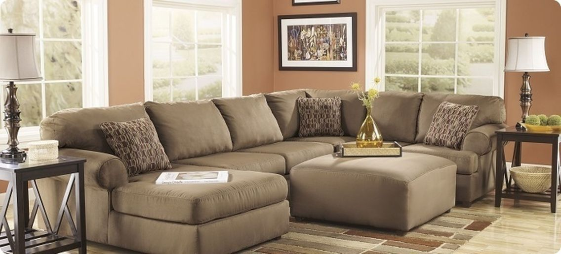 Comfortable Ashley Sectional Sofa Ideas For Living Room 56