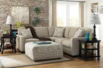 Comfortable Ashley Sectional Sofa Ideas For Living Room 69