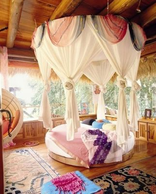 Comfy Boho Chic Style Bedroom Design Ideas 30
