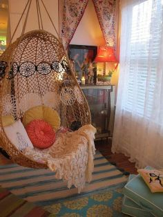 Comfy Boho Chic Style Bedroom Design Ideas 32
