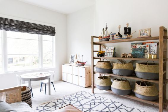 Creative Toy Storage Ideas for Small Spaces 07