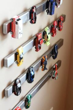 Creative Toy Storage Ideas for Small Spaces 30