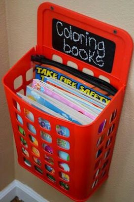 Creative Toy Storage Ideas for Small Spaces 48
