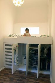 Creative Toy Storage Ideas for Small Spaces 51