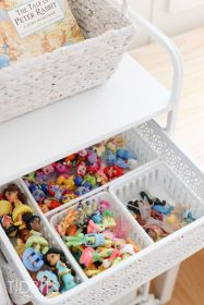 Creative Toy Storage Ideas for Small Spaces 52