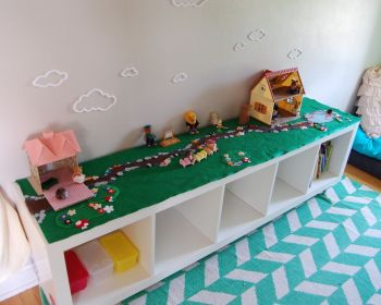 Creative Toy Storage Ideas for Small Spaces 54