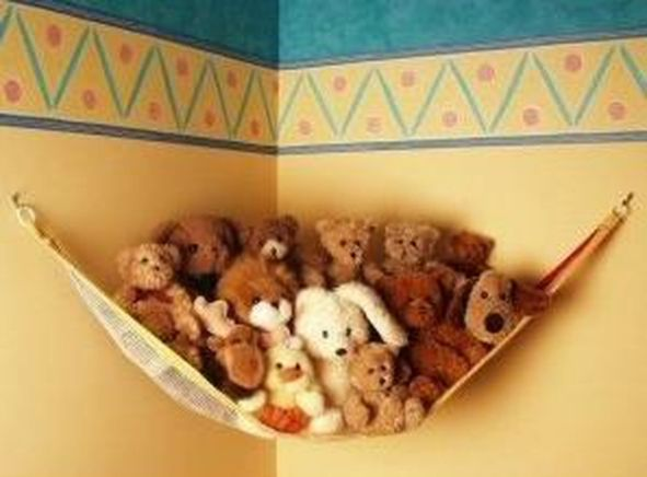 Creative Toy Storage Ideas for Small Spaces 67