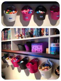 Creative Toy Storage Ideas for Small Spaces 90