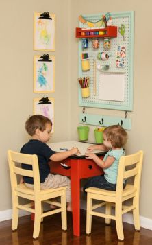 Creative Toy Storage Ideas for Small Spaces 94