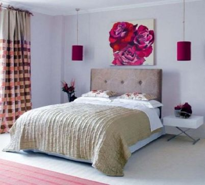 Inexpensive Romantic Bedroom Design Ideas You Will Totally Love 01