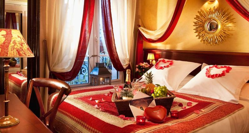 Inexpensive Romantic Bedroom Design Ideas You Will Totally Love 08