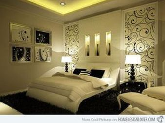 Inexpensive Romantic Bedroom Design Ideas You Will Totally Love 27