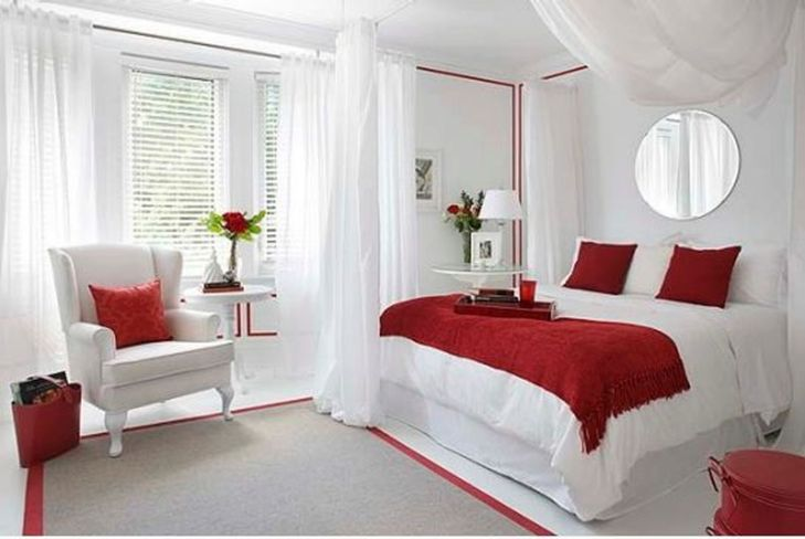 Inexpensive Romantic Bedroom Design Ideas You Will Totally Love 90