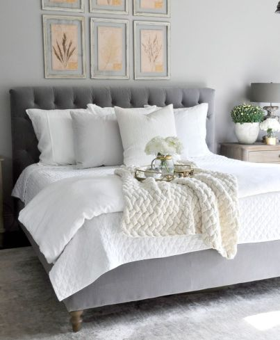 Inexpensive Romantic Bedroom Design Ideas You Will Totally Love 91