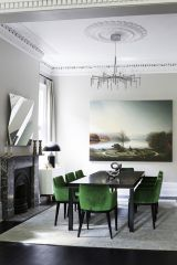 Inspiring Contemporary Style Decor Ideas For Dining Room 11