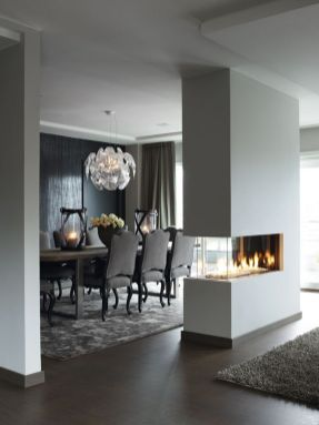 Inspiring Contemporary Style Decor Ideas For Dining Room 25