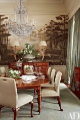 Inspiring Contemporary Style Decor Ideas For Dining Room 44
