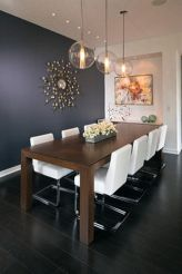 Inspiring Contemporary Style Decor Ideas For Dining Room 86