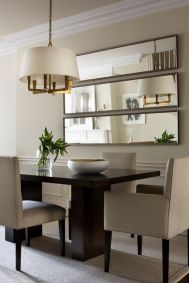 Inspiring Contemporary Style Decor Ideas For Dining Room 96