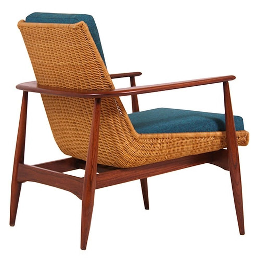 Modern Mid Century Lounge Chairs Ideas For Your Home 06