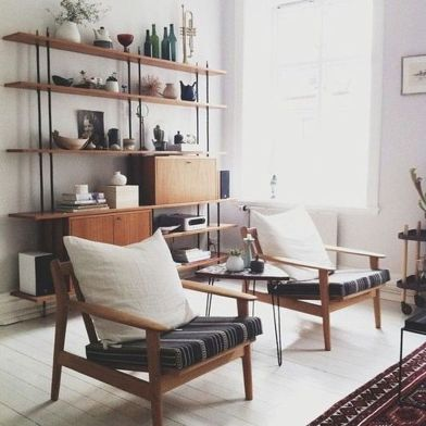 Modern Mid Century Lounge Chairs Ideas For Your Home 60