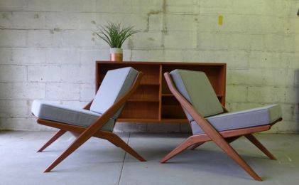 Modern Mid Century Lounge Chairs Ideas For Your Home 95