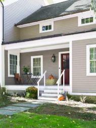 Modern Trends Farmhouse Exterior Paint Colors Ideas 2017 22