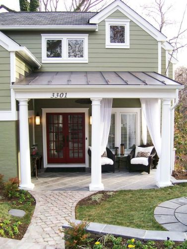 Modern Trends Farmhouse Exterior Paint Colors Ideas 2017 41