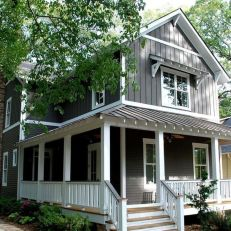 Modern Trends Farmhouse Exterior Paint Colors Ideas 2017 49