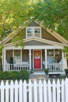 Modern Trends Farmhouse Exterior Paint Colors Ideas 2017 53
