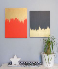 Modern And Minimalist Wall Art Decoration Ideas 34