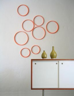 Modern And Minimalist Wall Art Decoration Ideas 38