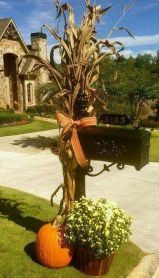 Scary Front Yard Halloween Decoration Ideas 65