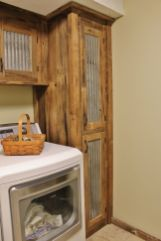 Beautiful Farmhouse Style Rustic Kitchen Cabinet Decoration Ideas 44