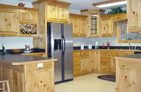 Beautiful Farmhouse Style Rustic Kitchen Cabinet Decoration Ideas 48