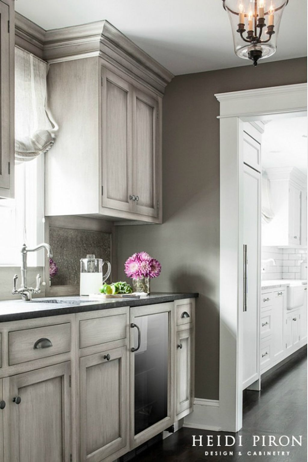 Beautiful Farmhouse Style Rustic Kitchen Cabinet Decoration Ideas 89