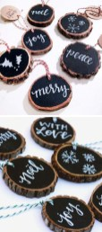 Cute And Creative Homemade Christmas Ornaments Ideas You Should Try 31