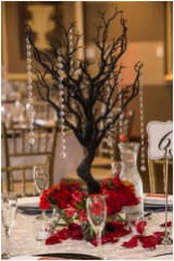 Elegant And Beautiful Tabletop Christmas Tree Centerpieces Ideas 23
