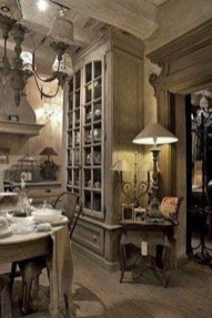 Incredible And Stunning French Home Decoration Ideas 68