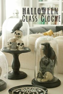 Inspiring Halloween Decoration Ideas For Your Apartment 02