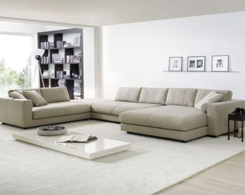 Inspiring Living Room Decoration Ideas With Carpet 26
