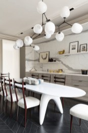 Inspiring Modern Dining Room Design Ideas 20