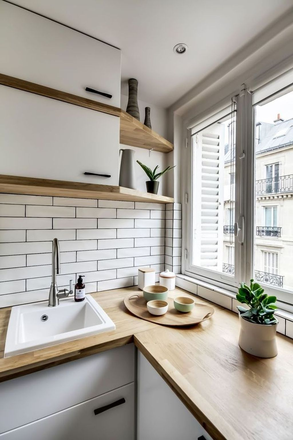 Inspiring And Affordable Decoration Ideas For Small Apartment 75