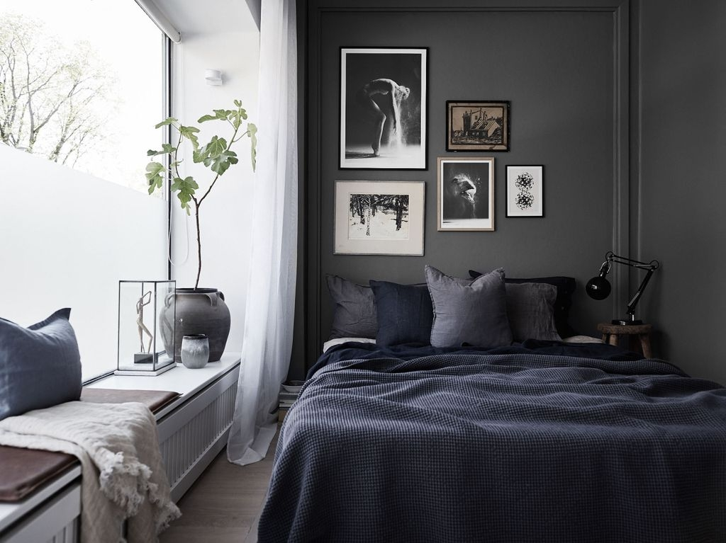 Totally Brilliant Bedroom Design Ideas For Small Apartment 44