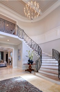 Totally Inspiring Residential Staircase Design Ideas You Can Apply For Your Home 14