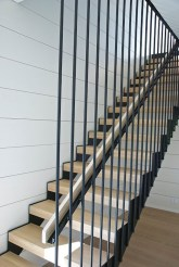 Totally Inspiring Residential Staircase Design Ideas You Can Apply For Your Home 32
