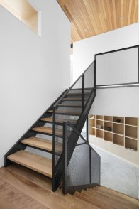 Totally Inspiring Residential Staircase Design Ideas You Can Apply For Your Home 70