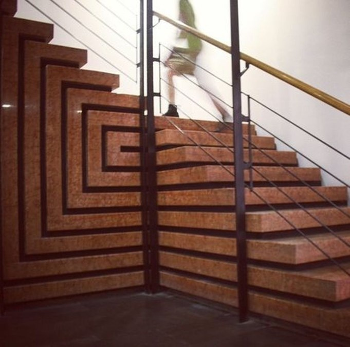 Totally Inspiring Residential Staircase Design Ideas You Can Apply For Your Home 98