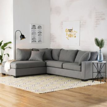 Totally Outstanding Sectional Sofa Decoration Ideas With Lamps 21